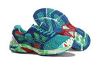 Asics Men's Gel Noosa Tri 7 Aqua Steel Blue SpringeGreen