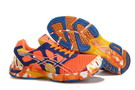 Asics Men's Gel Noosa Tri 7 Blue Orange Red