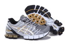 Asics Men's Gel Kinsei 4 Light Steel Blue Peru Black