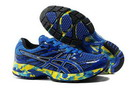 Men's Asics Gel Noosa Tri 6 Dark Blue Medium Blue Black