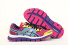 Asics Women's Gel Quik 33 Pale Violet Red Purple Sky Blue
