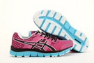 Asics Women's Gel Quik 33 Violet Black Deep Sky Blue