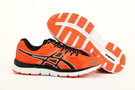 Asics Women's Gel Quik 33 Orange Red Black Ghost White