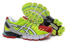Men's Asics Gel Kinsei 4 Yellow Fire Brick DarkTurquoise