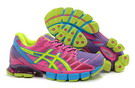 Men's Asics Gel Kinsei 4 Hot Pink Yellow Medium Purple