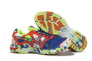 Men's Asics Gel Noosa Tri 7 Orange Red Steel Blue White