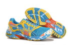 Men's Asics Gel Noosa Tri 7 Medium Turquoise Orange Orange Red