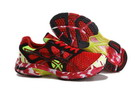 Men's Asics Gel Noosa Tri 7 Red Black Lawn Green