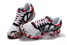 Men's Asics Gel Noosa Tri 7 IndianRed Floral White Black