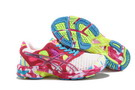 Women's Asics Gel Noosa Tri 7 Fire Brick Turquoise Honeydew