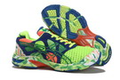 Women's Asics Gel Noosa Tri 7 Midnight Blue Sea Green Green Yellow