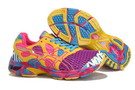 Women's Asics Gel Noosa Tri 7 Purple Aqua Orange