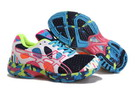 Women's Asics Gel Noosa Tri 7 Turquoise Pale Violet Red Lavender Blush